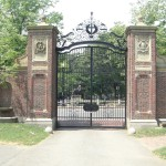 Harvard Gate...No, he's not considering Harvard.