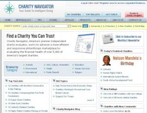 charity nav